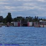 Docking on Vancouver Island