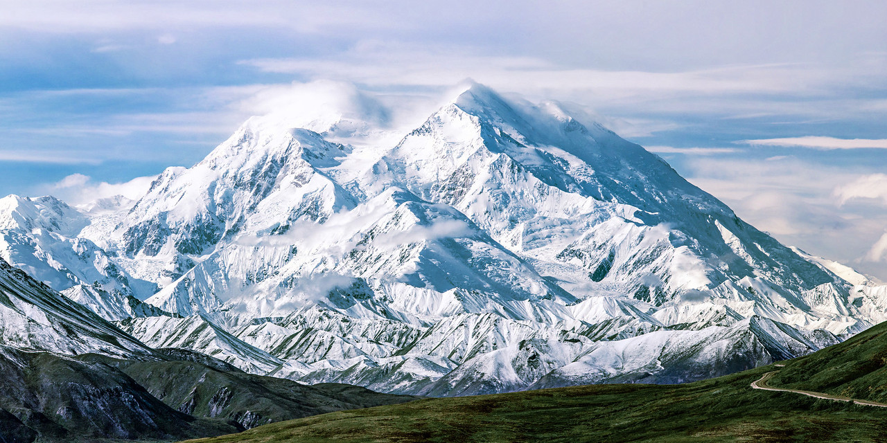 "Denali - ""The High One"" - Denali National Park, Alaska"