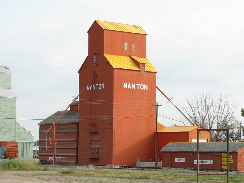 Day 25 Nanton to Eastport (1)