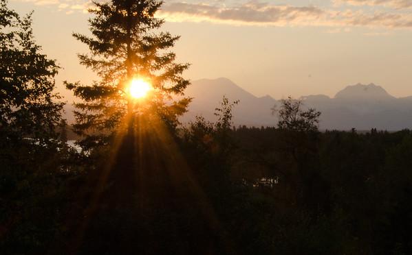 Alaska Talkeetna Mt. Denali