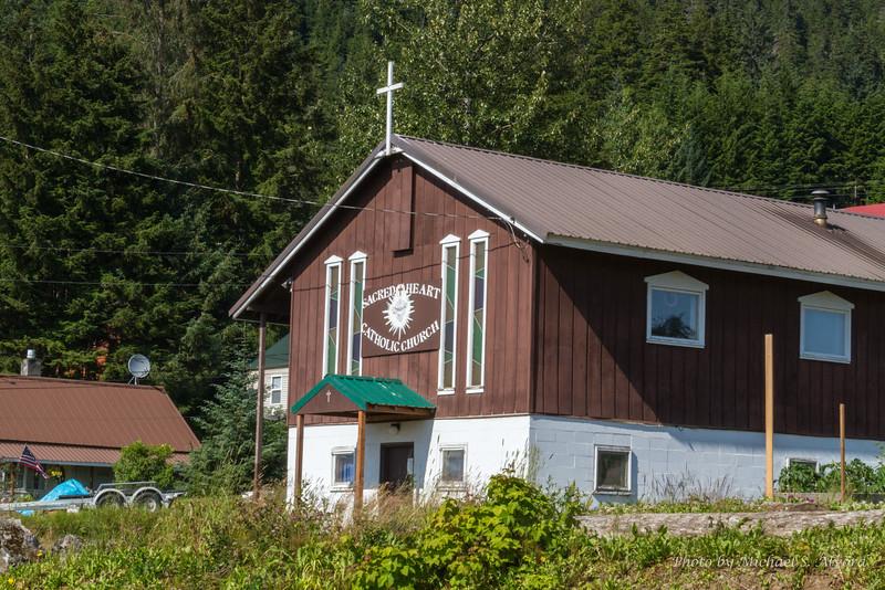 Theirs even a church.