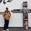 Alaska Vacation, Skagway, John Donaldson