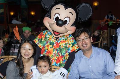 Alaska Cruise on Disney Adventure Sept 2012
