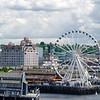 5  G Seattle Ferris Wheel