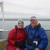 "MaryAnne & David on ""Bay Excursions""  @ Kachemak Bay"