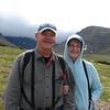 David & MaryAnne @ Chugach SP (Rabbit Creek Trail)