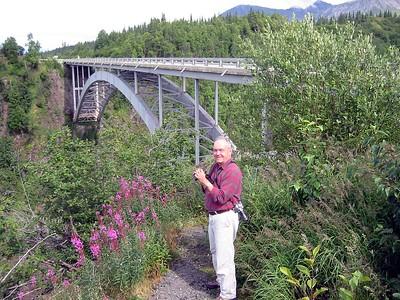 David & Hurricane Gulch Bridge @ George Parks Highway