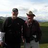 Ken & David with Denali @ Fish Creek