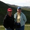 Connie & MaryAnne with Denali @ Fish Creek