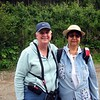 MaryAnne & Joan @ Chugach SP (Rabbit Creek Trail)