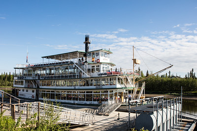 Discovery II Sternwheel Riverboat