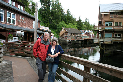 Ketchikan, Alaska June 2008