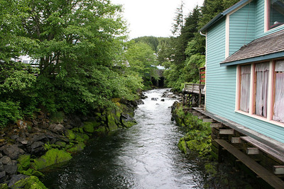 Ketchikan, Alaska  June 2008 Photo by: Jennifer Hetterscheidt, Las Vegas, NV