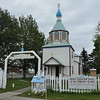Russian Orthodox Church in Kenai, Alaska