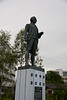 John Cook who discovered Anchorage (and Alaska) in 1722 sailing from Europe. Imagine getting here!