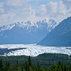 This was a glacier we saw from the road between Anchorage and Tok