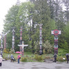 Stanle Island Vancouver totems