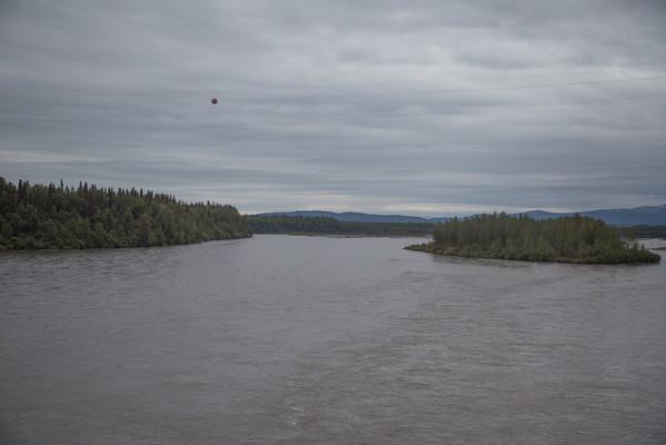 Talkeetna to Anchorage