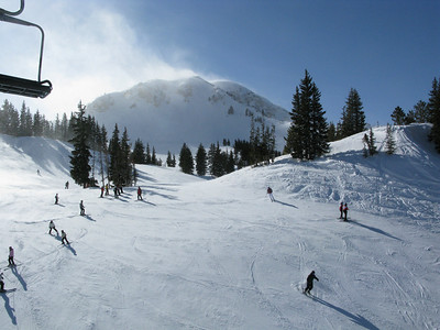 Alta/Snowbird Trip 2/09