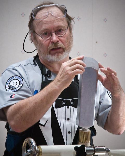 Alan Lacer:  Befriending the Skew