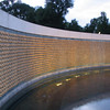 There are 4,048 gold stars, each representing 100 Americans who died in the war.