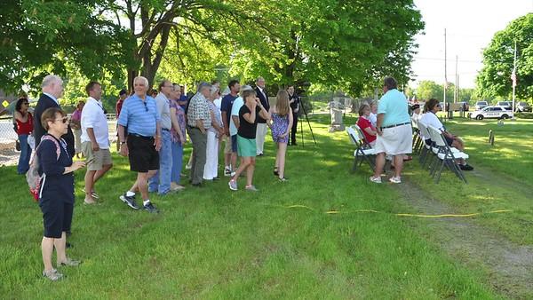 Video:  6 mins ~~ 5-28-2018 - Lake Shore Cemetery, Avon Lake, OH.