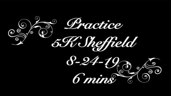 5K Sheffield Lake Practice