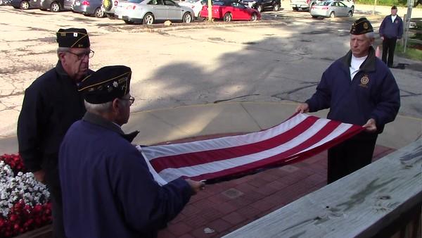 1 min training video ~~ U.S. Navy 243rd Birthday, American Legion Post 211, Sat., Oct. 13, 2018