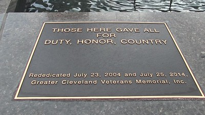 Video 8 minutes ~~ Vietnam Veterans End of War Ceremony