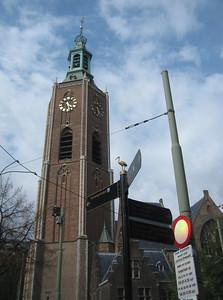 Old Church in Den Haag