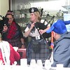 Bagpipes are NOT easy to play!