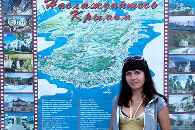 Crimea, Ukraine. July 2011