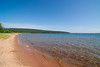 This long beach is located between Bayfield and Washburn.