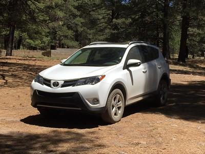 Toyota 'RAV 4' from Enterprise Rent-A-Car