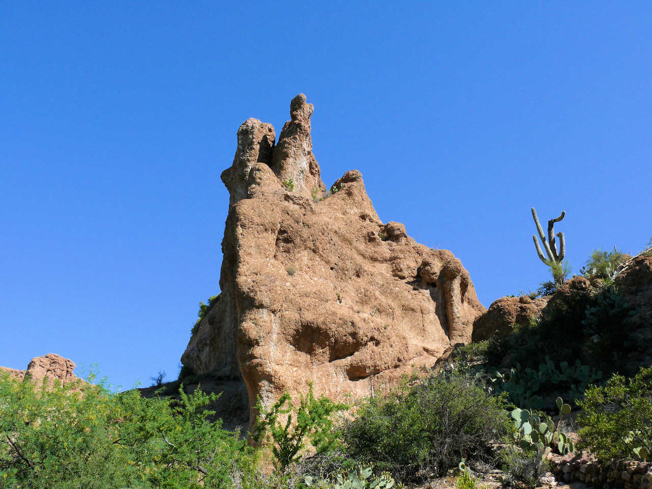 Boyce Rock Formation