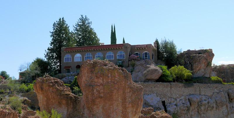 Boyce Thompson Arizona Residence