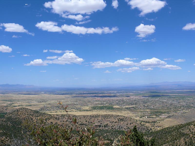 The City of Sierra Vista