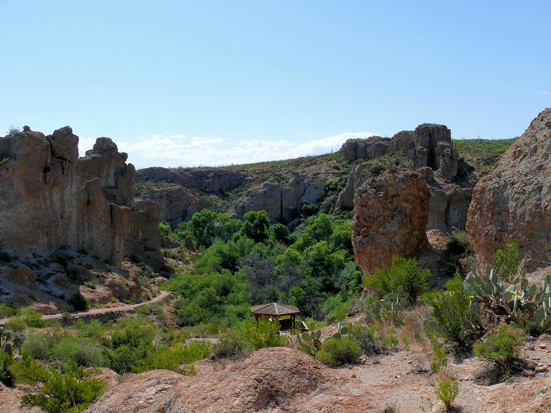 Boyce Canyon Overlook