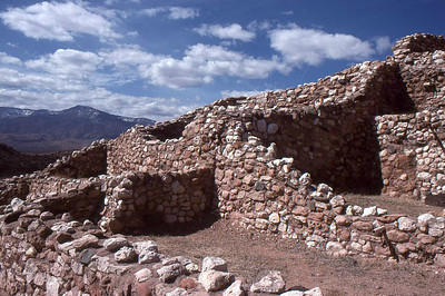 1990 Wupatki National Monument, AZ