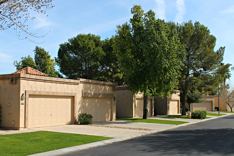 Peoria, AZ; Westbrook Village; Hidden Palms; casita