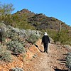 Phoenix, AZ; Hawk's Nest Trail; Cathy