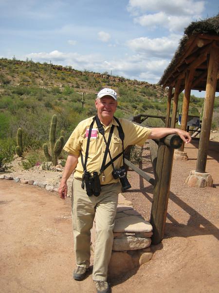 April 17, 2010 - (Boyce-Thompson Southwestern Arboretum State Park / Superior, Pinal County, Arizona) -- David