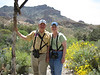 April 17, 2010 - (Boyce-Thompson Southwestern Arboretum State Park / Superior, Pinal County, Arizona) -- David & MaryAnne
