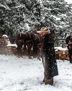 #Utahphotographer #grandcanyon #cowboy #cowboys #brightangeltrail #grandcanyonmuleride