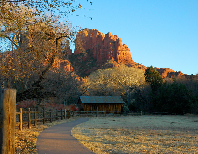 Sedona at Red Rock Crossing