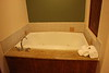 Tub at Timeshare