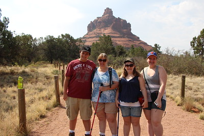 Hike at Bell Rock