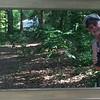 MaryAnne in Frame @ Crystal Bridges Museum [Trails]