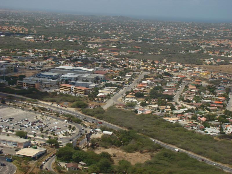 Unlike many Caribbean islands, Aruba is much more modern.