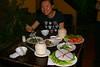 Dinner at Quan An Ngon